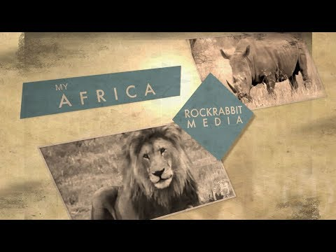 My Africa [My African Dream - song by Vicky Sampson]