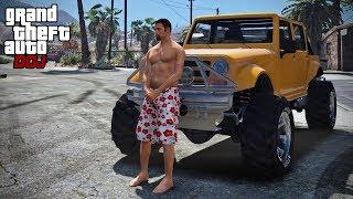 GTA 5 Roleplay - DOJ 275 - Off-Road Mayhem (Civilian)