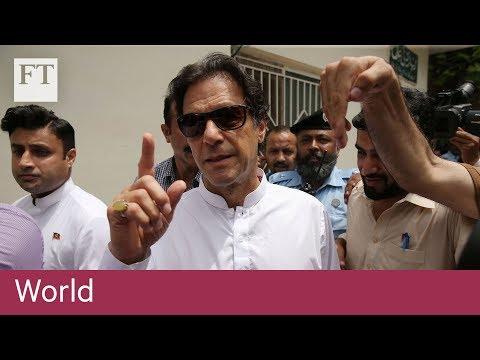 Pakistan election: Imran Khan's challenges over economy and legitimacy