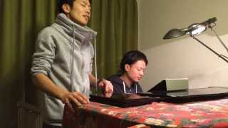 """Michael Buble - """"All I Want For Christmas Is You"""" Cover - Life.K & Kohey"""