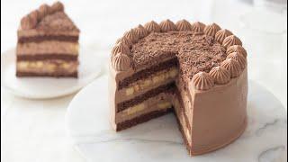 チョコレート・ショートケーキの作り方 Chocolate Shortcake|HidaMari Cooking