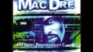 Mac Dre  Back 2 My Mission Remix
