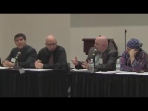 #28 Debate - Matt Dillahunty, JT Eberhand vs John Ferrer, Sloan Lee - Does God Exist - 2012