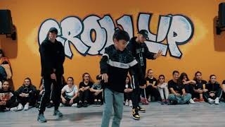 Pablo García / GROW UP DANCE STUDIO