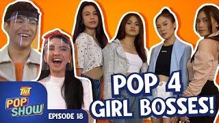 Nalalapit na ang finale! Meet the Magic Pop 4 Girl Bosses!