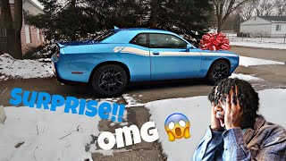 SURPRISING MY BOYFRIEND WITH HIS DREAM CAR!!! (Emotional)