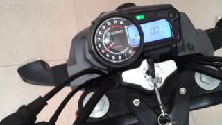 moto keeway rkv 200 cc modelo 2012 nikdomi