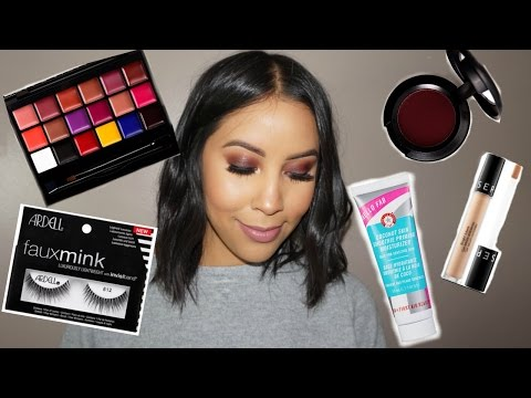 TESTING OUT NEW PRODUCTS TO ME | TUTORIAL | Susie Makeup