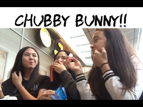 EPIC FAIL CHUBBY BUNNY!!! With Zahwa | Jegan1421