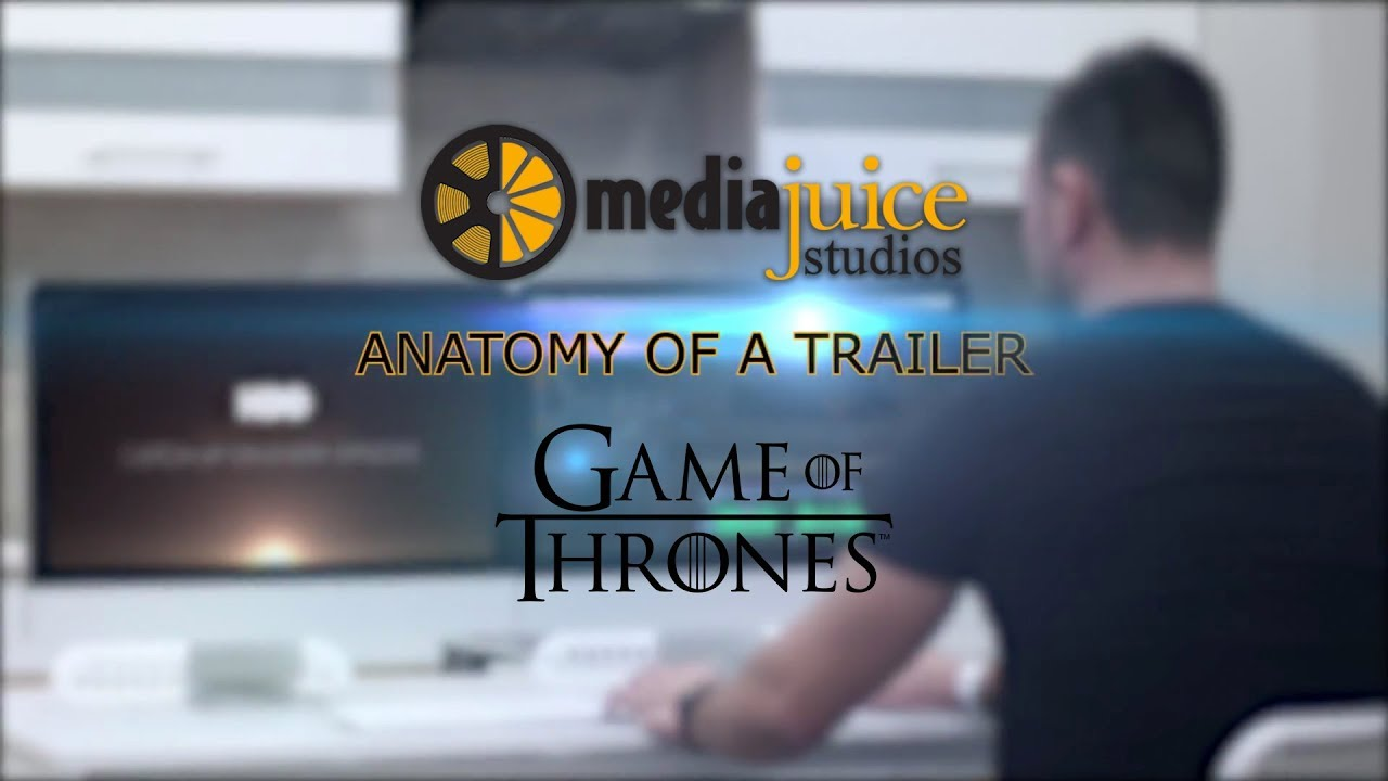Anatomy of a Trailer - Game of Thrones Vignettes - YouTube