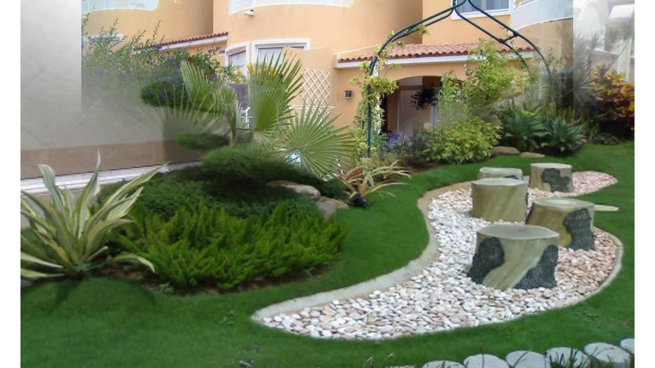Small garden ideas on a budget - YouTube on Garden Design Ideas On A Budget  id=69116