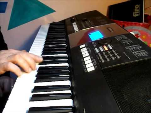 yamaha psr e423 my presentation using a multitrack. Black Bedroom Furniture Sets. Home Design Ideas