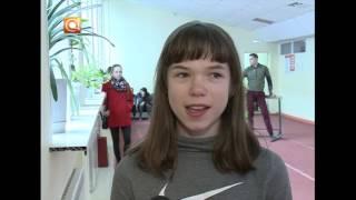 03.05.2017 Первенство Архангельской области по легкой атлетике