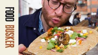 Falafel Wrap in London