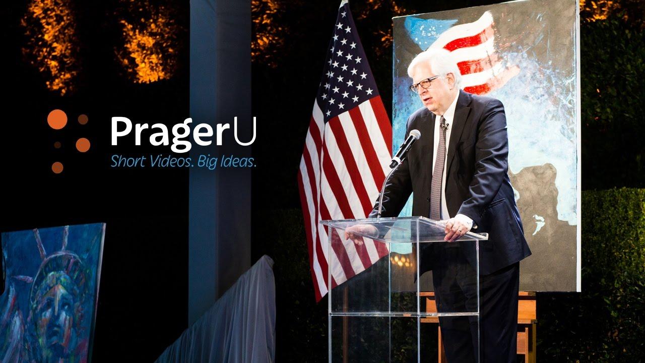 Dennis Prager on Fighting for America (2016 PragerU Dinner)