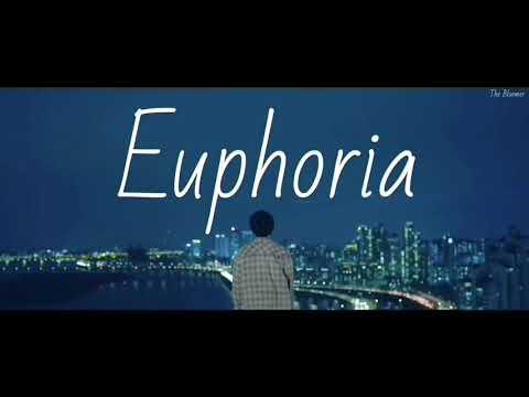 BTS - Euphoria MV with English lyrics