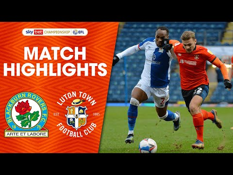 Blackburn Luton Goals And Highlights