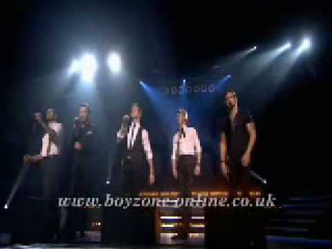 Boyzone Better - Britannia High Finale