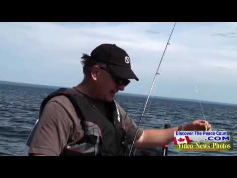 Lesser Slave Lake  FISHING VIDEO FEATURE - Northern Alberta