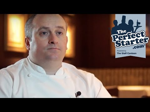 Michelin star chef Stevie McLaughlin, Careers advice and industry tips