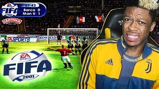FIFA 2001 IS BETTER THAN FIFA 19 And Here