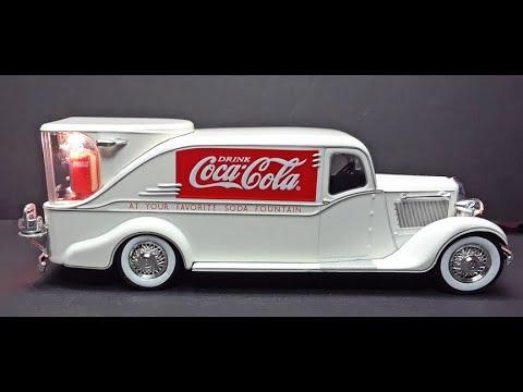 1934 Dodge Coca Cola truck