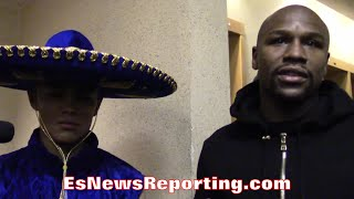 MAYWEATHER: I'M THE FACE OF MMA & BOXING!! TALKS PACQUIAO, MCGREGOR & RING RETURN
