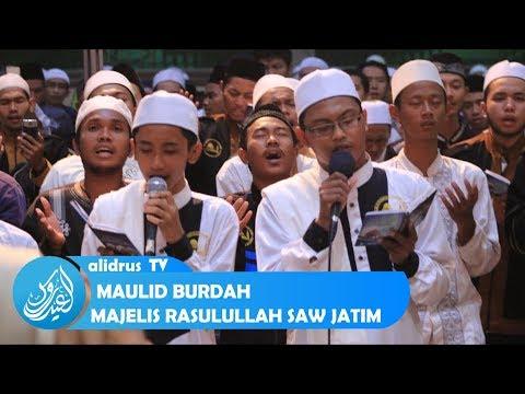 Maulid Burdah Full - Hadroh Majelis Rasulullah SAW Jawa Timur