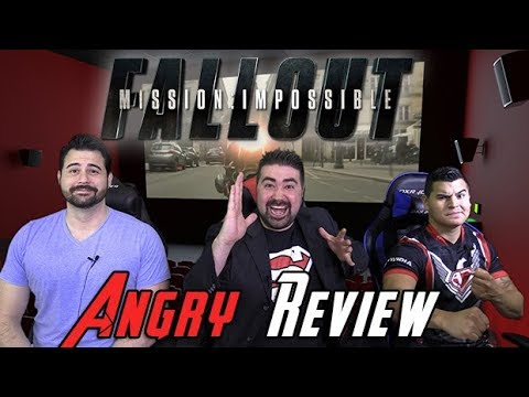 Mission Impossible: Fallout - Angry Review
