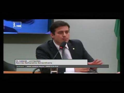 PL 1292/95 - LICITAÇÕES - Reunião Deliberativa - 20/06/2018 - 16:20