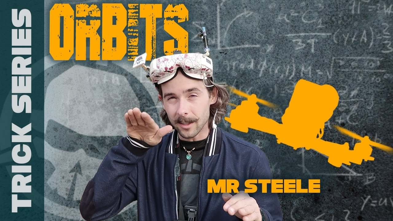orbits with mr steele trick series youtube