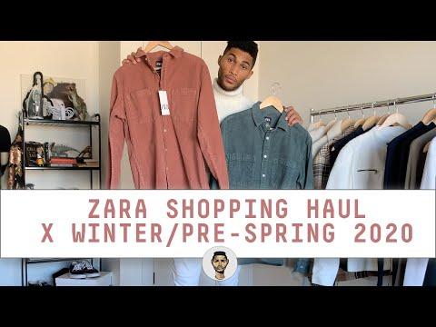 20 NEW Essentials From Zara X Winter/Pre-Spring 2020 | Men's Fashion Shopping Haul | Jovel Roystan