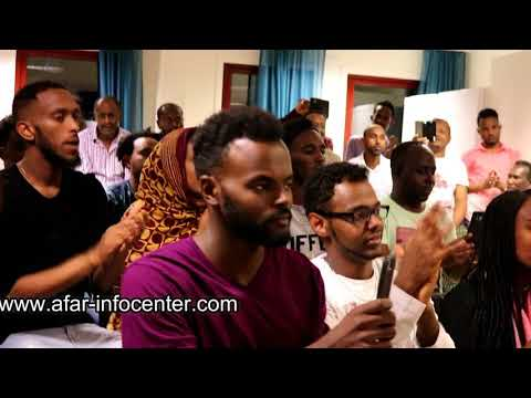 Afar Family Gathering In Sweden Okna 2017 Part 2 / Final Part.