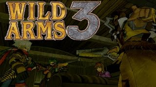 MEXICAN STANDOFF! | Wild Arms Advanced 3rd Part 1