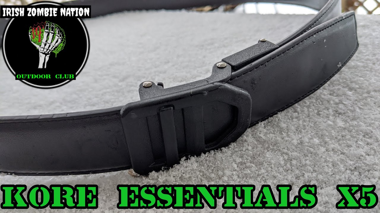 Kore Essentials X5 Edc Gun Belt New Member Of The Izn K 9 Division Revealed Youtube Tiếng việt 中文(香港) български français (canada) română српски українська. youtube