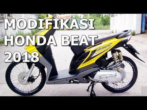 Modifikasi Honda Beat 2018 Youtube
