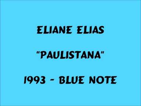 Eliane Elias - Paulistana [Inst] - 1993