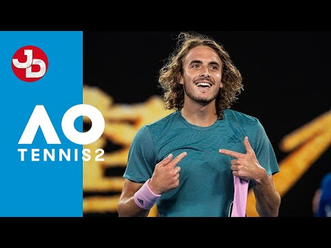 AO Tennis 2 Stefanos Tsitsipas Career Mode PC from YouTube · Duration:  1 hour 21 minutes 47 seconds