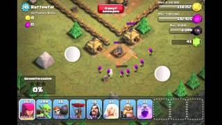 [Level 10. Rattental] - Clash of Clans Einzelspieler