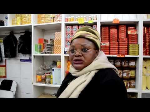 Diasporablacknews  visite le quartier africain château rouge à Paris