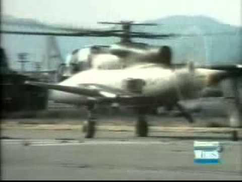 Discovery Channel Wings Strange Planes: Canards & Pusher Propellers