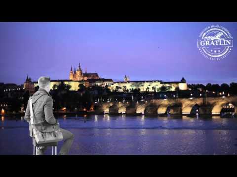 Prague Chillout Cityscape - GratlinTV [HD]