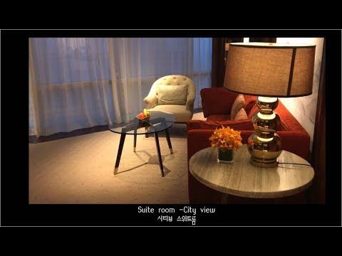 상하이 그랜드하얏트 스위트룸  Shanghai Grand hyatt Suite room,facilities and more