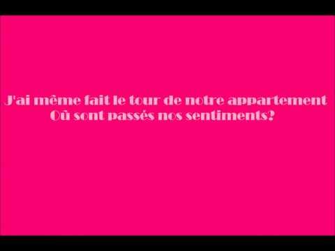 Je Cours (lyrics)