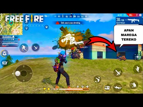 TONDE GAMER'S INTENSE SITUATION & SQUAD NEVER ENDING BATTLE GAME PLAY