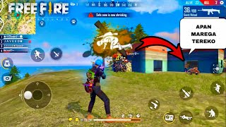 FREE FIRE LIVE SQUAD RANKED GAME PLAY - TONDE GAMER