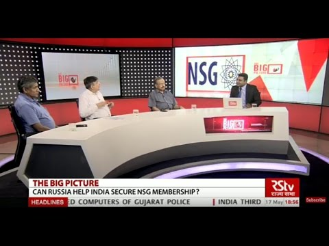 The Big Picture: Can Russia help India secure NSG berth?