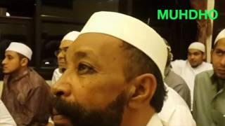 KH. ZAINUR ROZIQIN - SILATURAHMI MAULADDAWILAH 04 SYAWAL 1437 H/09 JULI 2016