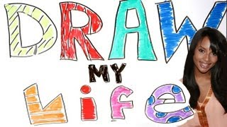 Draw My Life: MyInvisibleChyrsalis