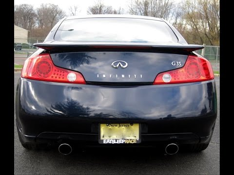 Common Infiniti G35 Issues